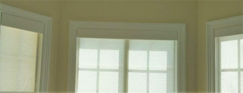 Top of window treatment